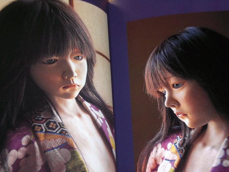 Yoshiko Hori Riho Japanese Ball Jointed Lifelike Dolls Photo Book IKI Ningyo BJD | eBay