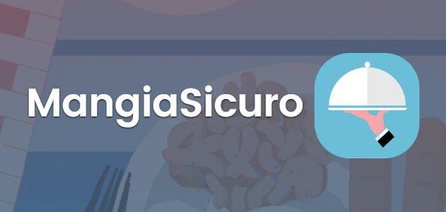 MangiaSicuro – l'app per chi soffre di intolleranze o allergie alimentari
