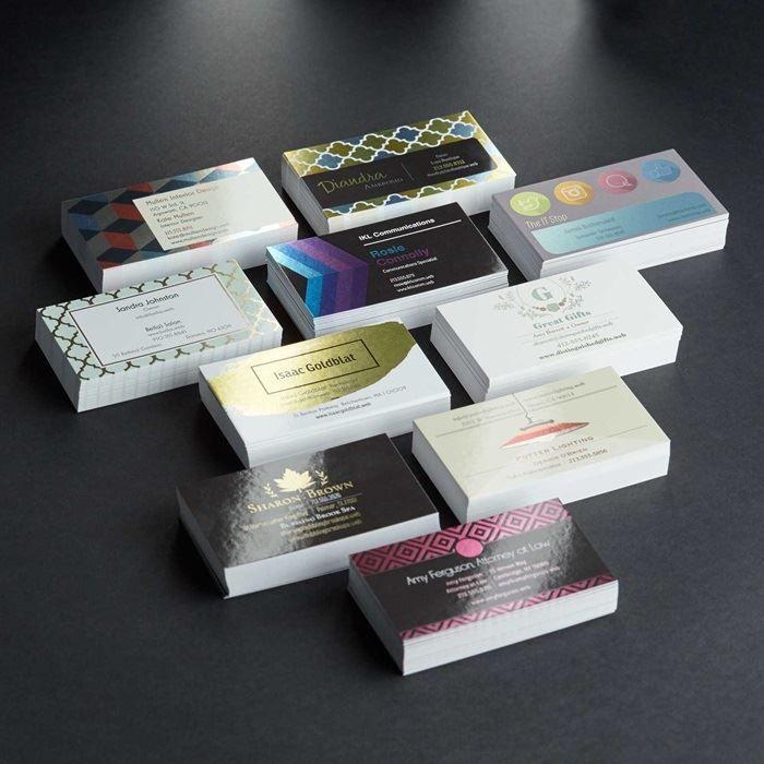 Custom Standard Business Cards Business Card Printing Vistaprint Printing Business Cards Photo Business Cards Vistaprint Business Cards