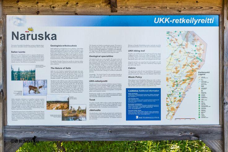 https://flic.kr/p/Z6fvqF | Naruskajoki Salla Finland