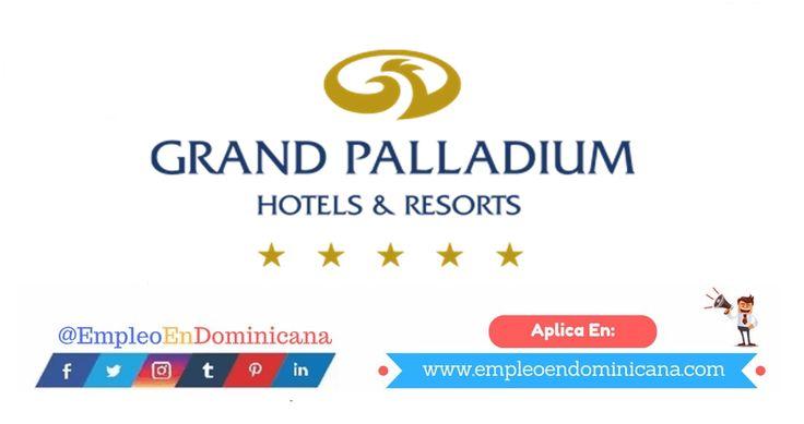 Atención Bávaro y Punta Cana, Hotel Gran Palladium en República Dominicana