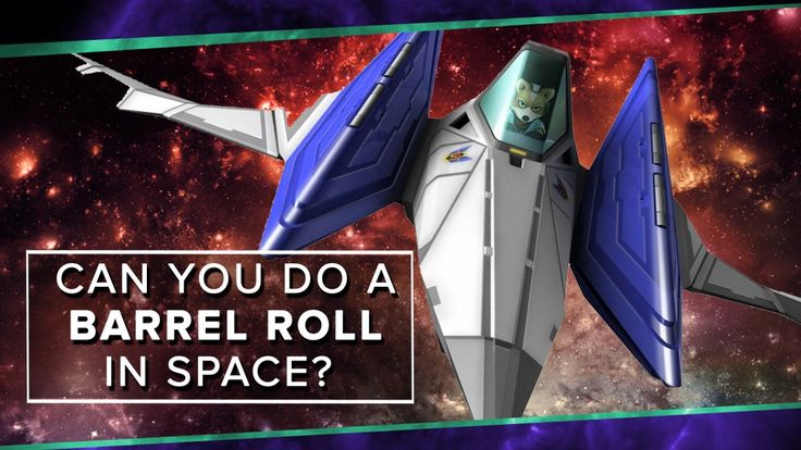 PBS Space Time host Gabe Perez-Giz explores whether a barrel roll from the Star Fox video game series would actually work in space in the latest episode of the series. Perez-Giz points to a video b...