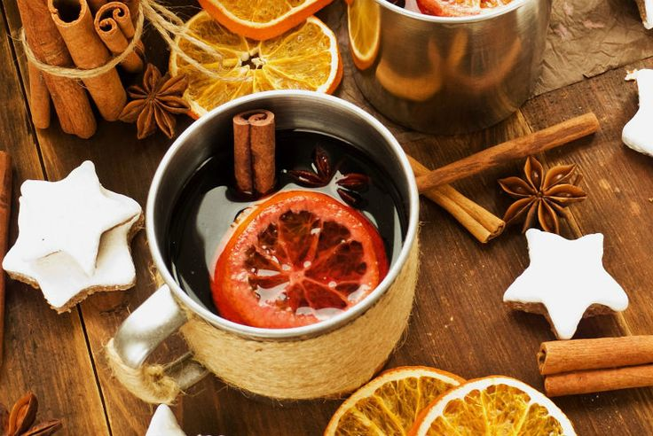 6 рецептов новогодних напитков для тех, кто не употребляет   БЖ