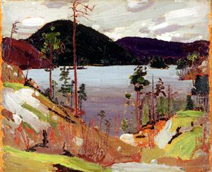 Tom Thomson Catalogue Raisonné | Collection: McMichael Canadian Art Collection