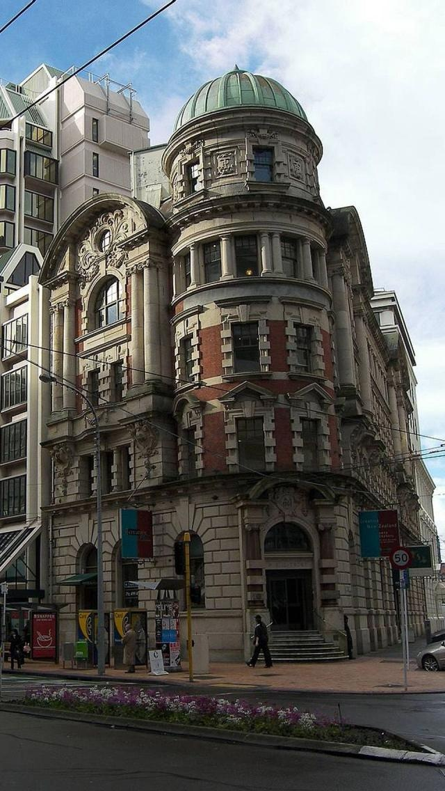 Old Public Trust Building, Wellington, New Zealand
