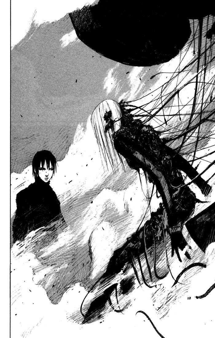 Blame! manga. Tsutomu Nihei