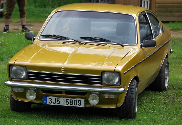 Opel Kadett — mobilverzeichnis:   Kadett C Coupe