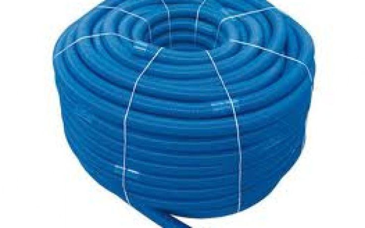 Шланг для подводного пылесоса бассейна разрезной длина 36,5 м 38 мм 90160