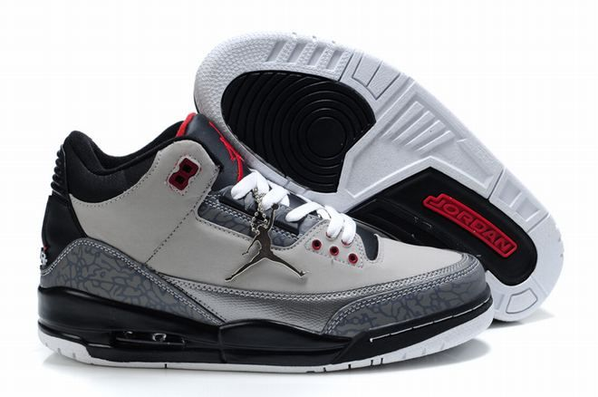 Buy Hot Nike Air Jordan Cement 3 III Retro Mens Shoes Cool Grey Online from  Reliable Hot Nike Air Jordan Cement 3 III Retro Mens Shoes Cool Grey Online  ...