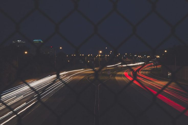 Download this free photo here www.picmelon.com #freestockphoto #freephoto #freebie /// Lights on the Road | picmelon