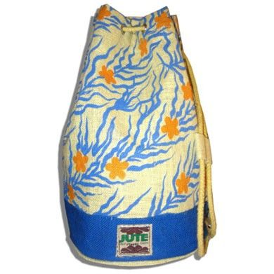 Wholesale Jute Hip and Trendy Duffle Bags   Hip Angels Jute Hip and Trendy Duffle bag. Tough and robust but such cool colourful designs.     Thick cotton rope secured with metal eyelets - this is built to last. Sold in mixed outers of six.  Two pattern selections and two plain ones.  #Wholesale_Bags #Bags_Wholesale #Cool_Bags #Jute_Travel_Bags