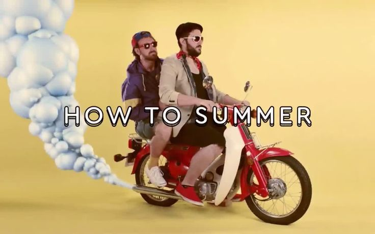 New video: How to summer by Strange & Wonderful  http://mindsparklemag.com/video/how-to-summer/