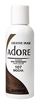 Creative Image Adore Shining Semi-Permanent Hair Color 107 Mocha 118ml