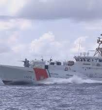 On the #Range with the #Army_s Most High-Tech #Weapons. The Coast guard cruiser Margaret Norvel is only one of its kind and it is used to check for the illegal immigration that has become very common form different parts of Latin America and the Caribbean Islands.