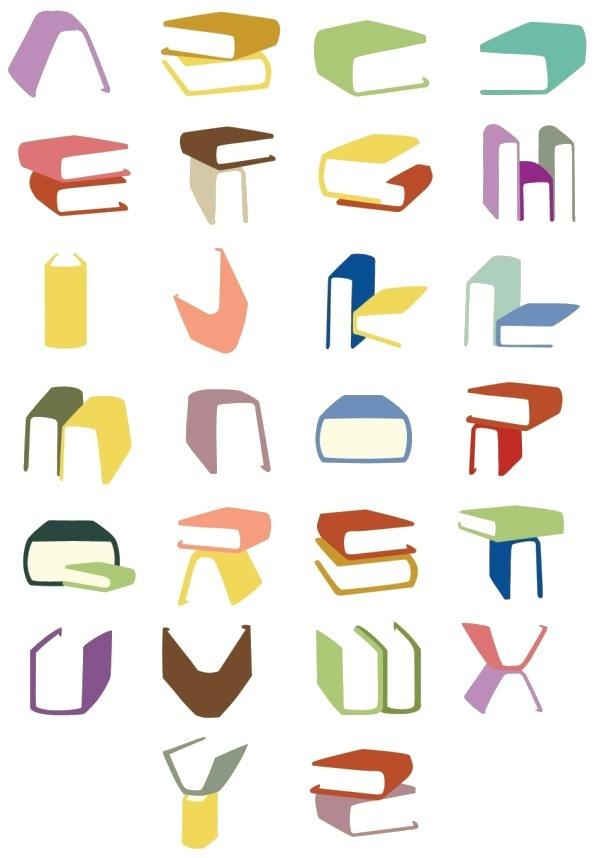 Chan Hwee Chong,  Book alphabet.