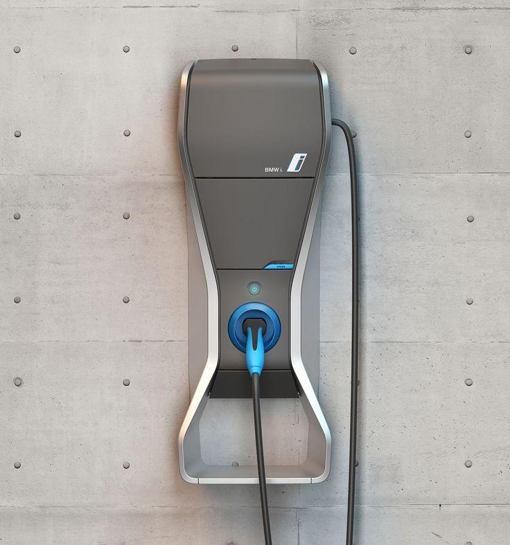 Pure - BMW i Wallbox | Wall box | Beitragsdetails | iF ONLINE EXHIBITION