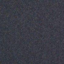 Plain Wool Blend Melton ZW-3 Charcoal Grey 147cm