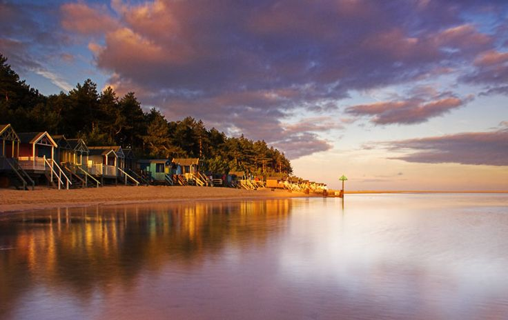 Wells-Next-The-Sea, Norfolk, UK