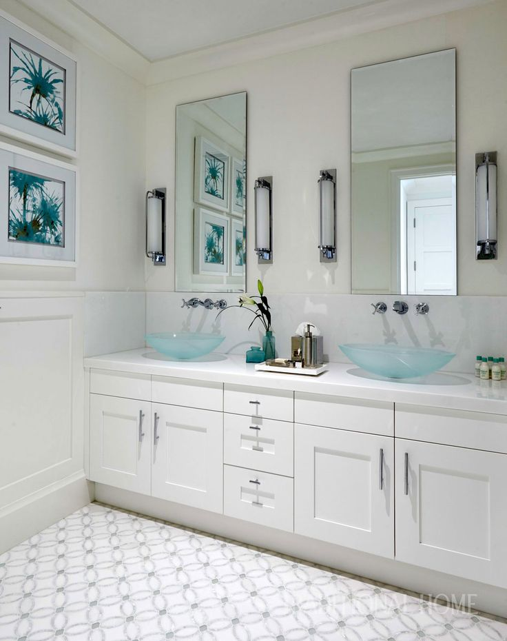 shades bathroom furniture uk%0A When we did this guest bathroom we made sure to keep it simple chic and  coastal