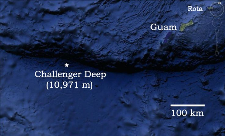 First Audio Recordings From the Bottom of the Mariana Trench are Nightmare Fuel
