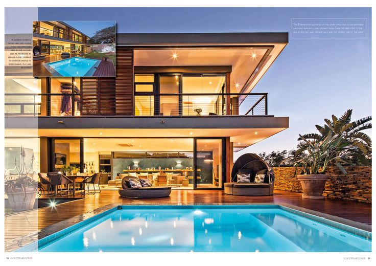 Aloe Ridge House, a generous South African home. Cocotraie Issue 12 Special Modern Designs.