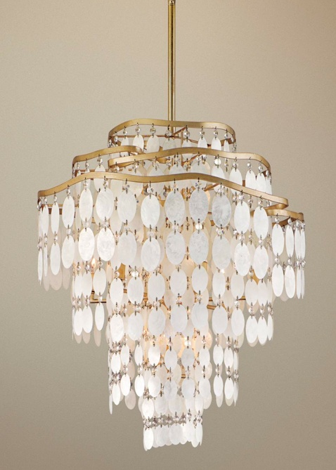 20 best capiz shells material images on pinterest chandelier capiz shell chandelier aloadofball Choice Image