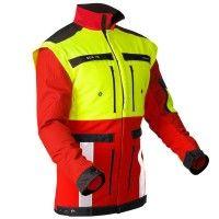 Pfanner Nachsuche Funktionsjacke #Pfanner #Jacke #Forst #Warnschutz #wasserdicht #Workwear #GenXtreme