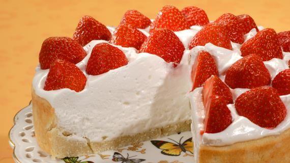 Клубничный торт. Пошаговый рецепт с фото на Gastronom.ru