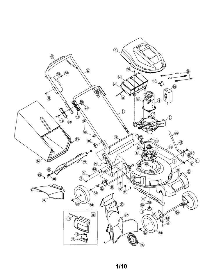 Best 25 Craftsman Lawn Mower Parts Ideas On Pinterest