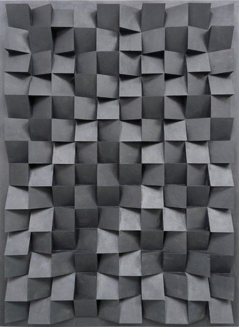Jan Albers  hunderdfortyupanddown, 2011  graphite on oak