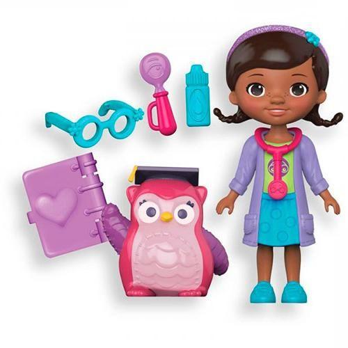 Disney Disney, Игровой набор Доктор Плюшева (Дотти и профессор Сова)