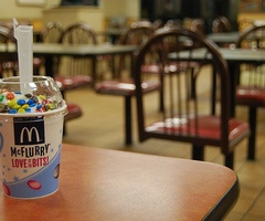 M&M McFlurry! Would love one right now!