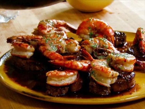 Celebrate a special occasion with this hearty surf and turf dish.