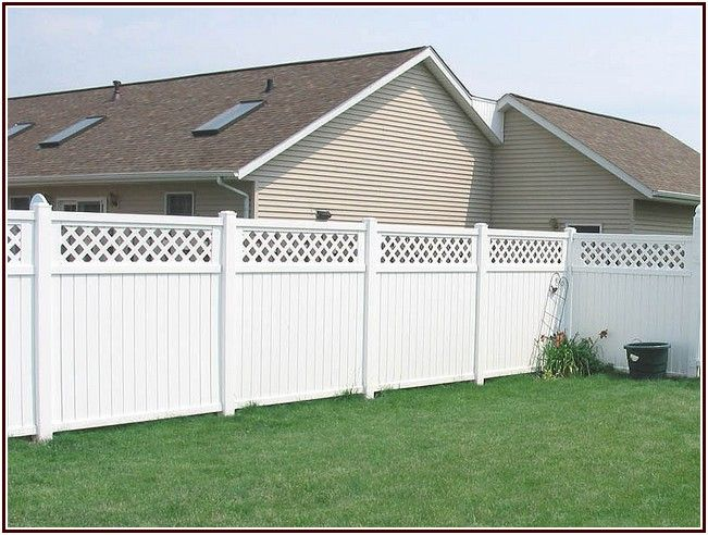17 Best Images About Vinyl Fence On Pinterest Vinyls