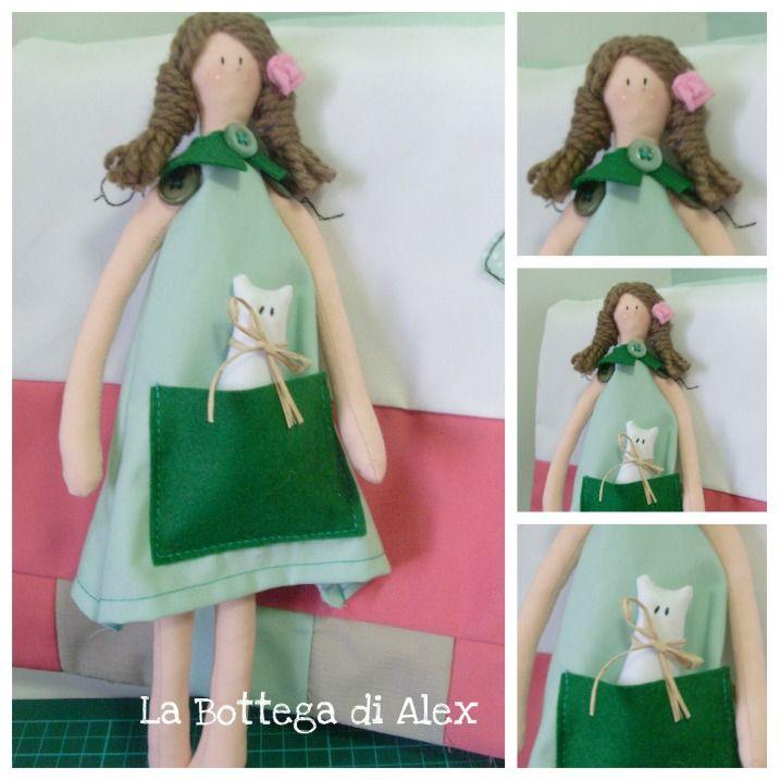 realizzato da La Bottega di Alex modello by Countrykitty