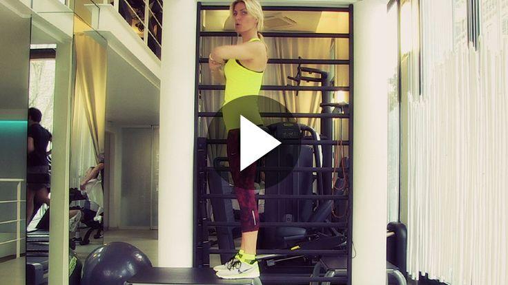 Deseiderate avere un sedere perfetto? Il programma ideale per rassodare gambe e glutei è un allenamento di step mirato e costante...