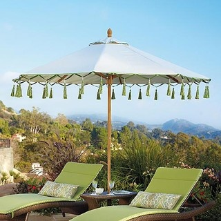 Eclectic Outdoor Umbrellas