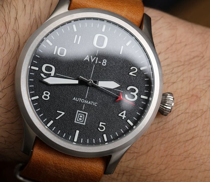 AVI-8 Flyboy 4021 Automatic Watch Review