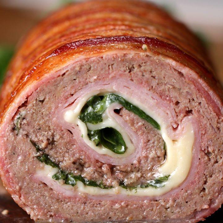 Best Recipes Rollo de carne