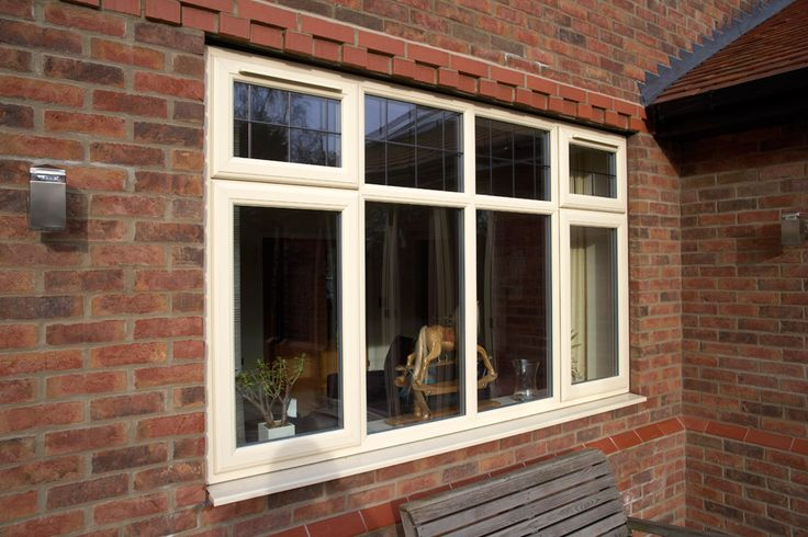 Coloured UPVC Windows | Coloured UPVC Windows | Cream UPVC Windows
