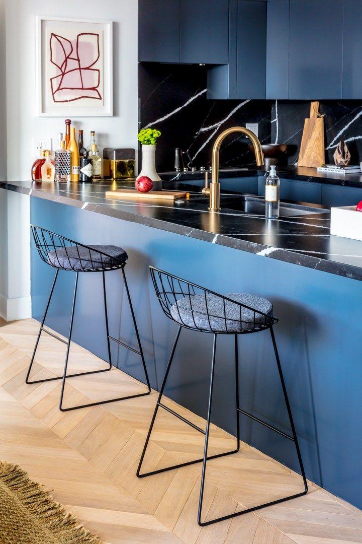 the best 10 blue paint colors for kitchen cabinets blue home rh pinterest com