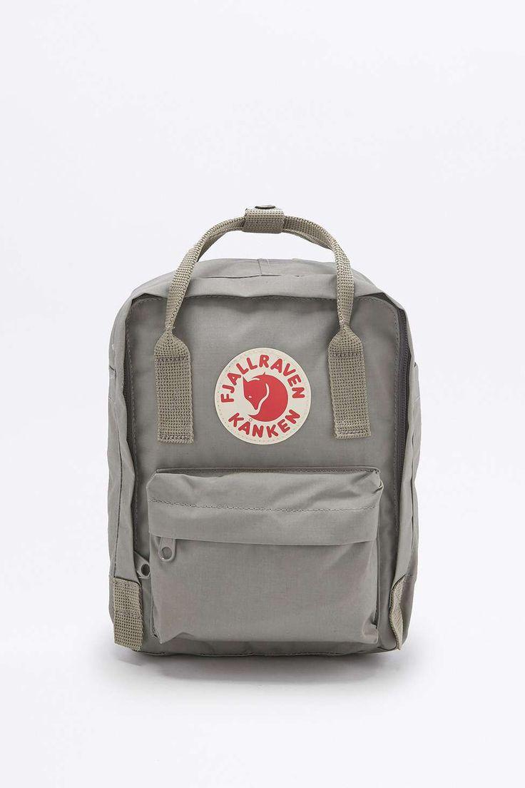 Fjallraven - Kanken Backpack Mini - Fog