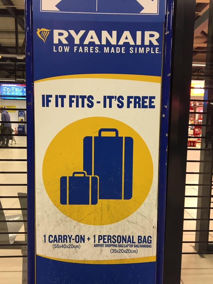 Ryanair в Украине: что нужно знать, чтобы летать за 5 евро. ФОТО