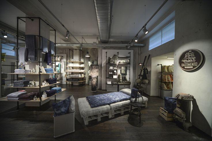 Bastimento Milano, #home textile store, Zucchi Group, Milan, Italy #retail