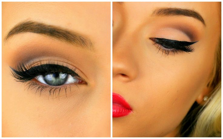 How To Cut Crease for Hooded Eyes   Tutorial