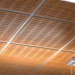 Wood Acoustic Ceiling Tiles
