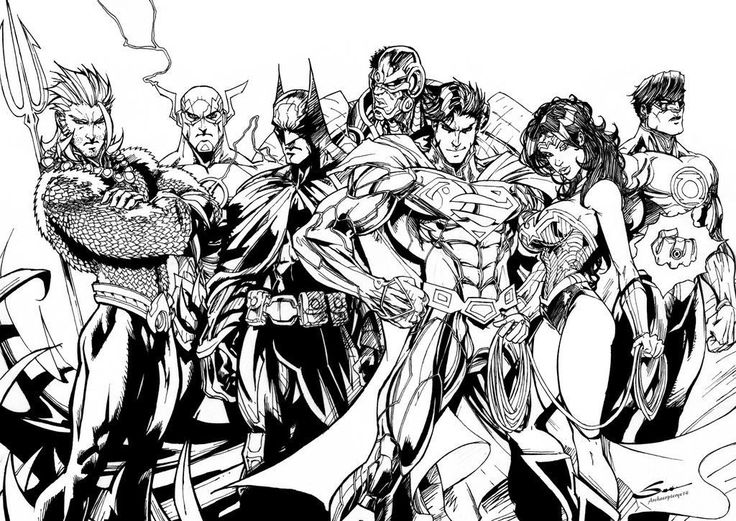 349 besten comic book coloring pages bilder auf pinterest