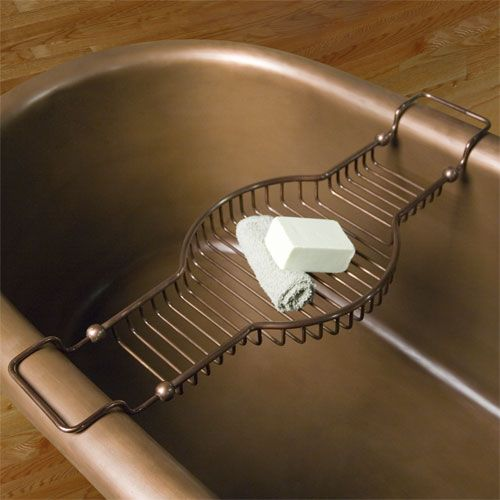 Bath Buddy, Nottingham Bath Caddy from Signature Hardware