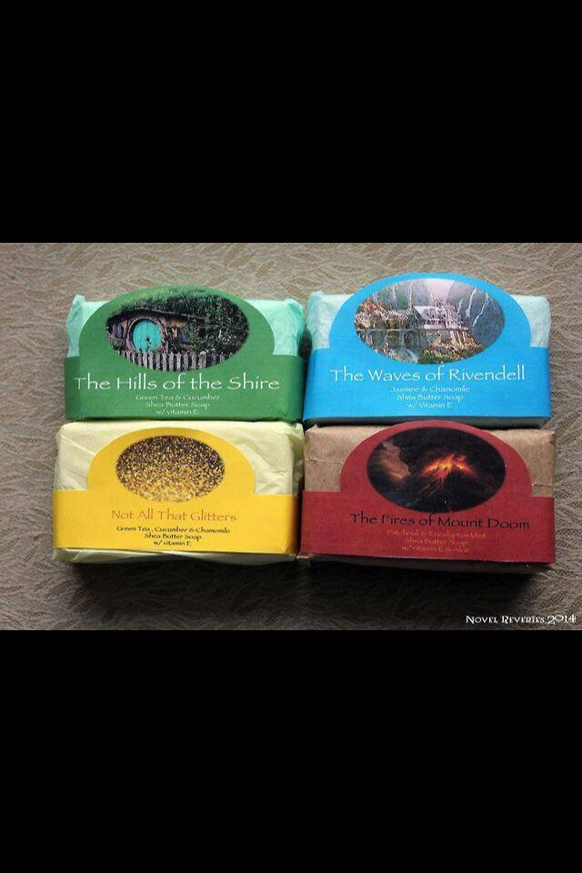 Soaps of Middle Earth!