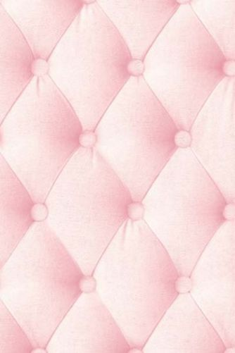 Padded Linen Pink Wallpaper - Koziel 10m Roll